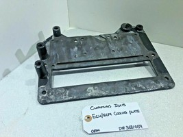 ECM ECU Cooling Plate Cummins ISX15 3681059 (Non EGR Model) image 2