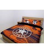 Houston Astros (2 Styles) - Bedding Set (Duvet Cover & Pillowcases) - $84.99+