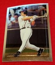 BRET BOONE (100 Count Lot) - 1999 Topps Chrome Traded Atlanta Braves #T92 - $19.95