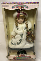 Vintage Victorian Collection Genuine Porcelain Doll Limited Edition 98 C... - $39.99