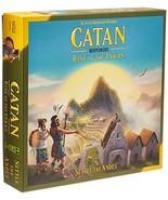 Catan Studios CN3205 Catan: Rise of The Inkas, Standard Size - $75.99
