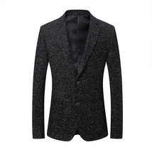 2018 Spring Autumn casual single breasted men blazer high quality mens s... - $105.70