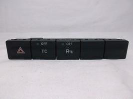 05-07 Ford Five Hundred / MONTEGO/ HAZARD/ Tc+Parking Sensor / Control Panel - $24.40