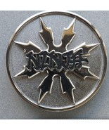 Ninja Spinning Shuriken Throwing Star Belt Buckle - $9.50