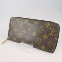 LOUIS VUITTON Monogram Zippy Wallet M60017 Used Very good condition From... - $442.72