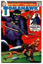 TOMAHAWK #107 1966-DC GORILLA COVER 1st appearance THUNDER-MAN - $44.14