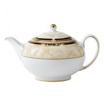 Wedgwood Cornucopia Teapot 1.4 Pint Bone China New with Tag - $197.75