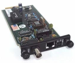 BLACK BOX LE6504C UTP BNC MEDIA INTERFACE CARD LE 6504C