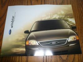 1999 Ford Windstar Sales Brochure - $7.23