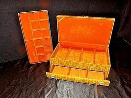 JewelryBox AA18-1207 Vintage 3 Tier Vinyl image 3
