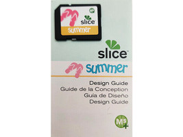 Slice Summer Design Card and Design Guide, Shape Cutting and More image 1