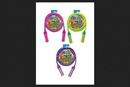JA-RU Jaru Rainbow Deluxe Jump Rope, Assorted Colors 3 pcs. - $24.70