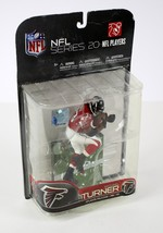 "NEW & SEALED - NFL Series 20 "" MICHAEL TURNER "" McFarlane Red Jersey Figure - $8.99"