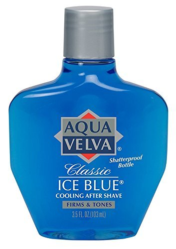 Aqua Velva Ice Blue After Shave 3.5 Ounce 103ml 2 Pack