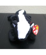 Ty Beanie Baby Stinky 1995 5th Generation PVC Filled USED - $5.93