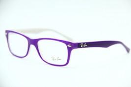 New RAY-BAN Junior Jr Rb 1531 3591 Purple Eyeglasses Authentic Rx RB1531 46-16 - $28.57