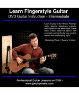 Learn to Play Fingerstyle & Travis Picking Acoustic Guitar Style - Lesso... - $19.99