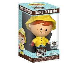 RAIN CITY FREDDY Ltd Ed Funko HQ Exclusive Vynl (SOLD OUT) - In-Hand  - $49.99