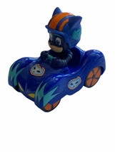 PJ Masks Catboy Mini Vehicle Cat Car Blue Figure - $9.89