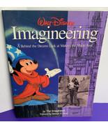 Walt Disney Imagineering Behind the Dreams 1996 Paperback Disney Editions - $19.79
