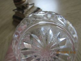 LENOX CRYSTAL1ST ANNUAL CHRISTMAS CANDLE HOLDER NOEL 1984 SALE image 5