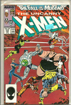 Uncanny X-men #225 NM- 1987 Marvel Comics 1st Print & Series FALL OF THE MUTANTS - £6.34 GBP