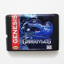 Gargoyles 16 bit MD Game Card For Sega Mega Drive For Genesis - $11.98