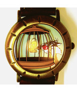 Tweety Bird And Sylvester The Cat, Fossil Warner Bros Collectible Watch ... - $87.96