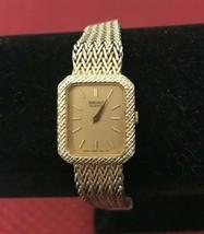 Vintage Seiko Ladies Lassale Gold Mesh Watch 2320-5549 - $23.27