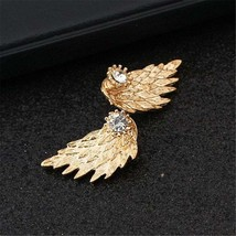 ADOLPH Jewelry 2016 Fashion New Earrings Angel's Wings Alloy Rhinestones... - $20.00