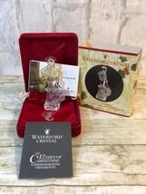 Waterford Crystal 12 Days Of Christmas Nine Ladies Dancing Ornament - $33.66