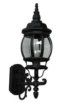 Artcraft Lighting Classico Small European Style Outdoor Wall Mount, White - $53.43