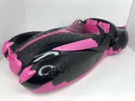 Monster High Car Draculaura's Sweet 1600 Roadster Black & Pink 2011 Mattel - $24.99