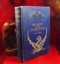 Jules Verne  THE CASTLE OF THE CARPATHIANS first American Edition 1894 - $833.00