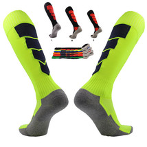 Men's Socks Soccer Baseball Football Basketball Sport Over Knee High Soc... - $8.88