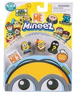 Despicable Me Mineez Series 1 Character Pack - $5.93