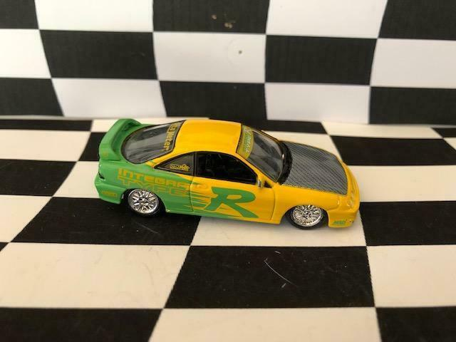 Johnny Lightning Import Heat Acura Integra Custom Type R Series 1 248-01