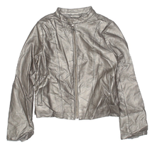 The Children's Place 7-8 Faux Leather Jacket - $14.03