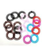 Sale 5~15pcs Assorted Hair Comb Headbands Stretch Flexible Plastic Circle Claw J - £8.65 GBP