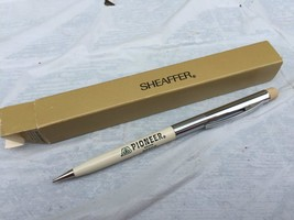 Vintage Sheaffer Adv. PIONEER Seeds Mechanical Pencil Unused MIB w Box NICE - $29.65