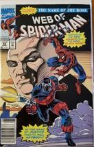 Web of Spider-Man #89 (Jun 1992, Marvel) - $9.40