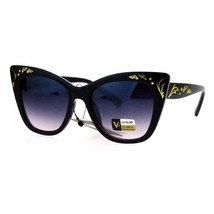 Womens Fashion Sunglasses Oversized Square Butterfly Frame UV 400 - $11.95
