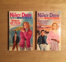 1980s Nancy Drew Files Mystery Books by Carolyn Keene image 8