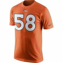 NIKE Von Miller Denver Broncos Color Rush Player Pride JERSEY T-Shirt 70... - €28,40 EUR