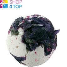 MALVA FLOWER BATH CREAMER BOMB COSMETICS FLORAL ALOE VERA HANDMADE NATUR... - $3.75
