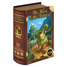 IELLO PB1159 The Hare and The Tortoise Game, Multicolor - $25.99
