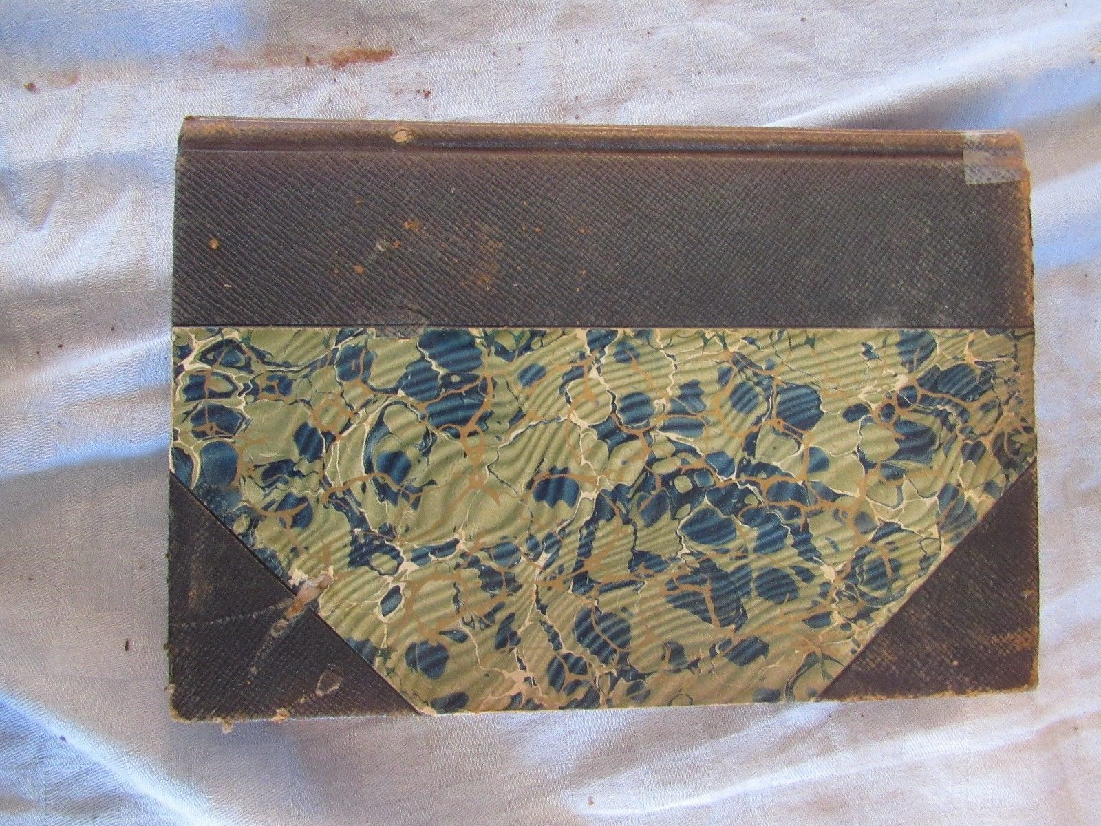 14 Volumes of Modern Eloquence Antique Leather Bound J D Morris 1900 Thomas Reed