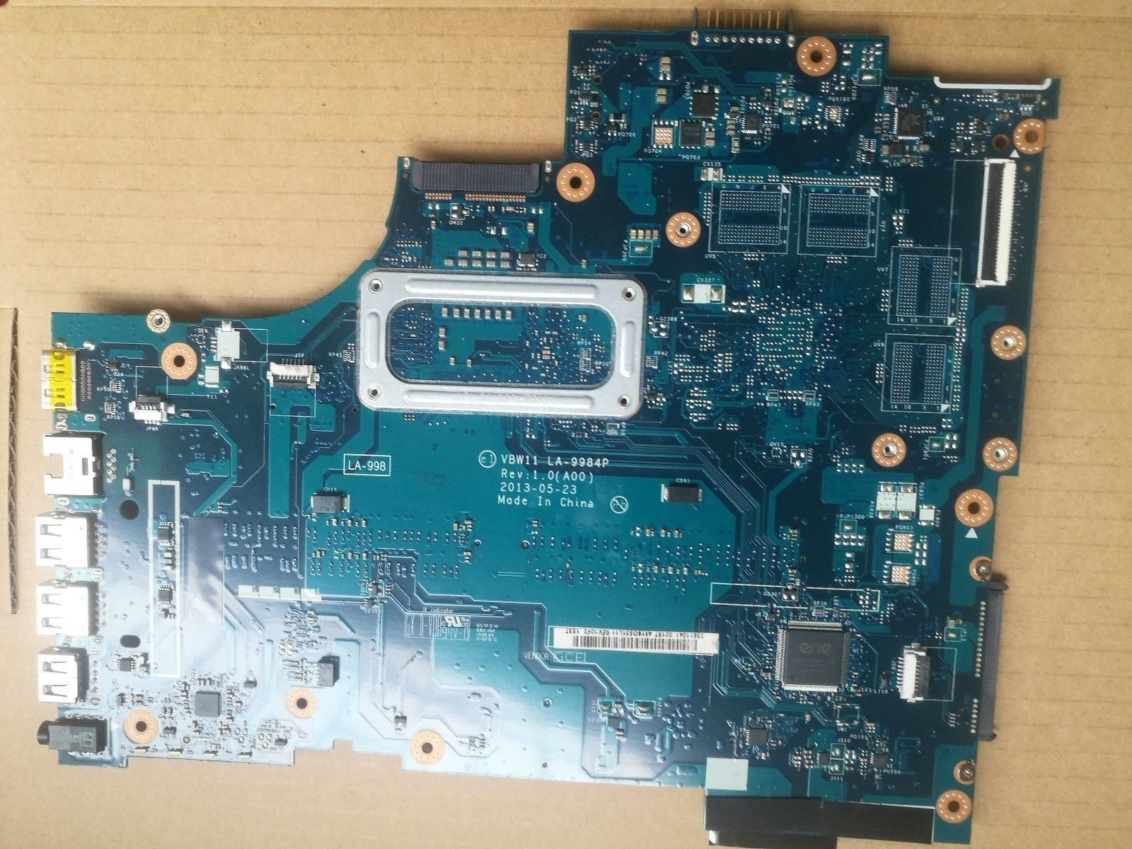 Dell Inspiron 17R 5737 Motherboard i3-4010U and 50 similar items