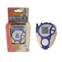 Bandai Digivice D3 Version 2 Sylphimon Color D-3 Japan Digimon Adventure 02 Rare - $113.85
