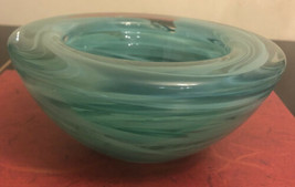 KOSTA BODA BOWL by ANNA EHRNER-SALT BOWL/CANDY BOWL or CANDY SERVER - - $49.50